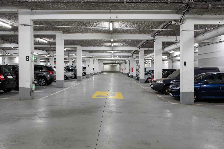 stationner dans le parking lannoy à roubaix