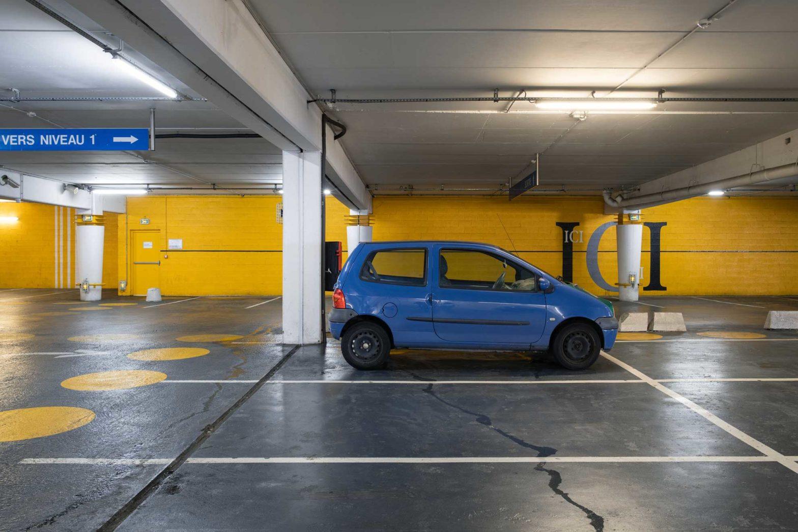 parking grande rue à roubaix